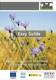 Easy Guide: Biodiversity Criteria in Standards