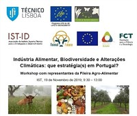 Representatives of the Portuguese Agrifood Industry debate strategy on biodiversity and climate change