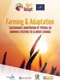 New Manual on Sustainable Adaptation of Agriculture to Climate Change